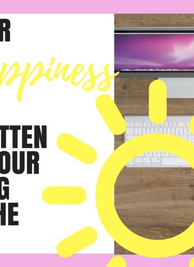 Blogging Blog Niche Matters for Bloggers Happiness and Traffic Success